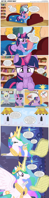 MLP: FiM - Without Magic Page 141 by PerfectBlue97