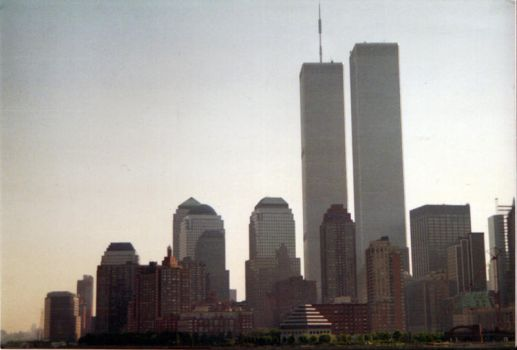 World Trade Center again by butterflylr