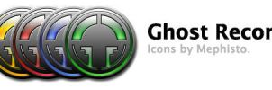 Ghost Recon Icons by Mefistus