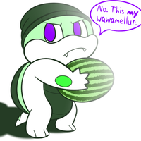 Turtle Snake by DeathToSquishies