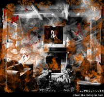 Home Sweet Hell by pixellkiller