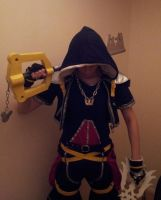 Sora - Power is with me by TheNaitsyrk