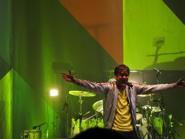 Keane - Tower Theatre 12 by beanhugger