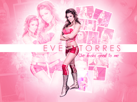 WWE Eve Torres Wallpaper by Cool119