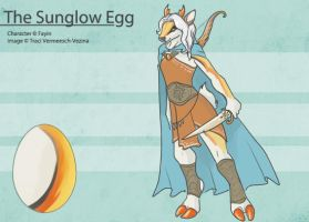 The Sunglow Egg by Ulario