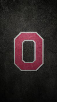 Ohio State iPhone 5 Wallpaper by SpeedX07