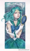Sailor Neptune by CoalRye