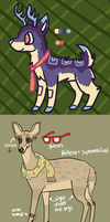 Deer Adopts |CLOSED| by anchour