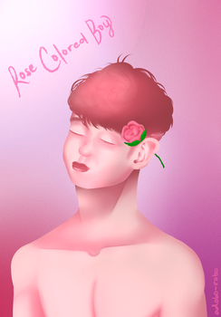 Rose-Colored Boy by adobo-robo