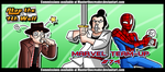 AT4W: Marvel Team up 74 by MTC-Studios