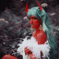 Devil Scanty by MariannaInsomnia