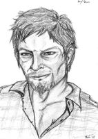 Daryl Dixon by DidaLee