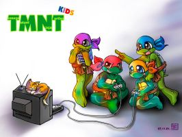 TMNT Kids by alisa006