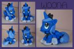 Woona - Filly Luna by chari-san