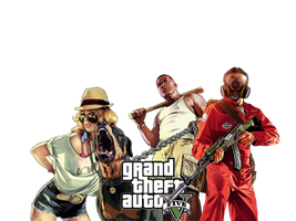GTA V - 3 Characters v2 by Speetix