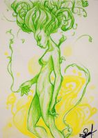 Gaia. by MagicianEpicArtist