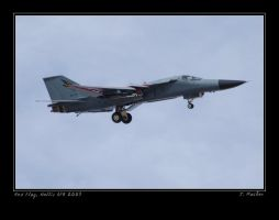 RAAF F-111 Approach by jdmimages