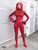 Asuka Langley by charneh