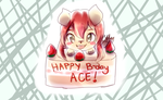 Happy Birthday Ace~ by Antares25