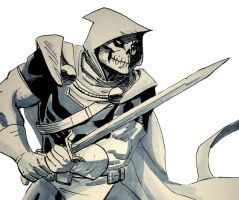 Taskmaster by ReillyBrown