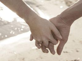 Holding Hands by Imagitone