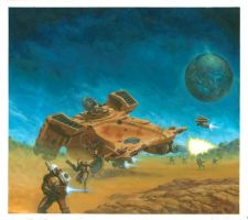 Warhammer 40,000: Tau Empire Drone Harbinger Rules by ND999