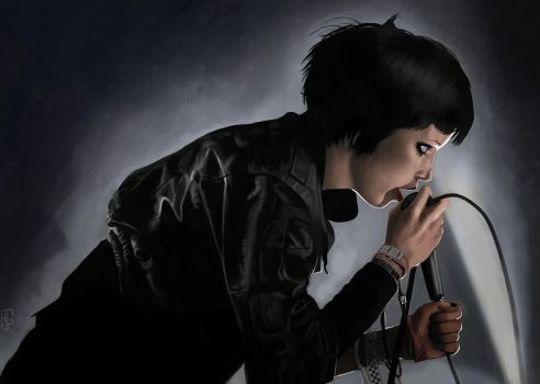Alice Glass by freddre