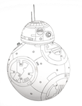 BB-8 by AokiBengal
