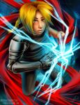 Edward Elric by RetkiKosmos