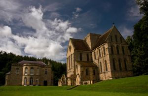 Brinkburn Priory by newcastlemale