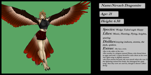 Adult Nevaeh ref by ask-Diana-the-dragon