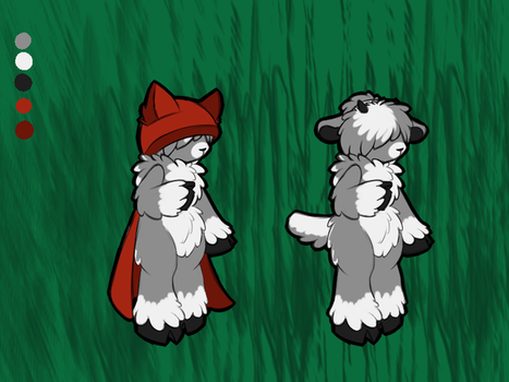 Adoptable sheep - CLOSED by Artistonfire