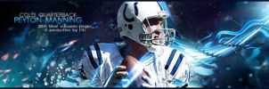 Peyton Manning by Mayes-FX