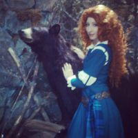 Merida ... At Bass Pro Shop by Darkmoonwanted