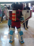 Starscream cosplay by shozurei