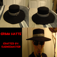 Grimm Hatte by SlienceMaster