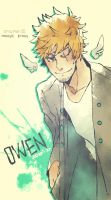 OWEN by kuroyoBEAST