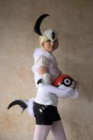 Absol cosplay 1 by LadyOddly