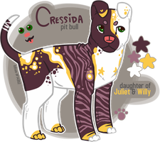 [Pup] Cressida by lithxe