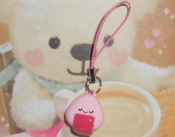Valentine Onigiri Charm by Love-Who