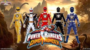 Power Rangers Dino Thunder WP by jm511