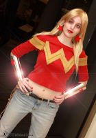 Wonder Girl 1 by Insane-Pencil