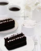 Chocolate Fudge Cake - For The One He Loves... by theresahelmer