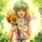 Sunflower by AndiciaInWonderland