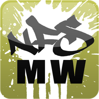 NFS Most Wanted BE iCon by G-rawl