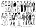 boys uniforms 01 by NeonGenesisEVARei