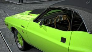 70 Challenger race car GT5 by whendt