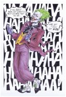 The Killing Joker by BAM---BAM