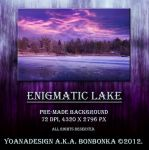 Enigmatic Lake by bonbonka