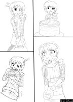 HAPpy Birthday 1 by Tsuyoshi-kun
